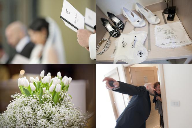 dettagli matrimonio a poi