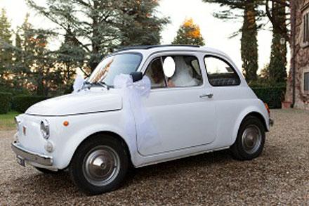 Fiat_500 per sposi