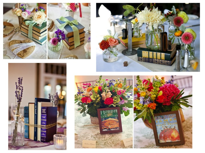 Matrimonio Tema Libri : Matrimonio tema libri glam events