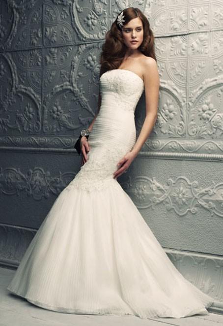 Abiti da sposa con corpetto