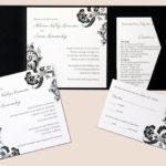inviti bianco e nero glam events 1