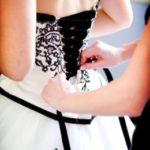 matrimonio bianco e nero sposa Glam Events 1