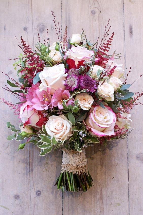 bouquet scomposto