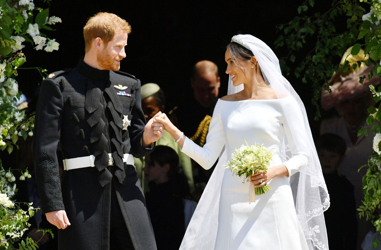 harry meghan matrimonio
