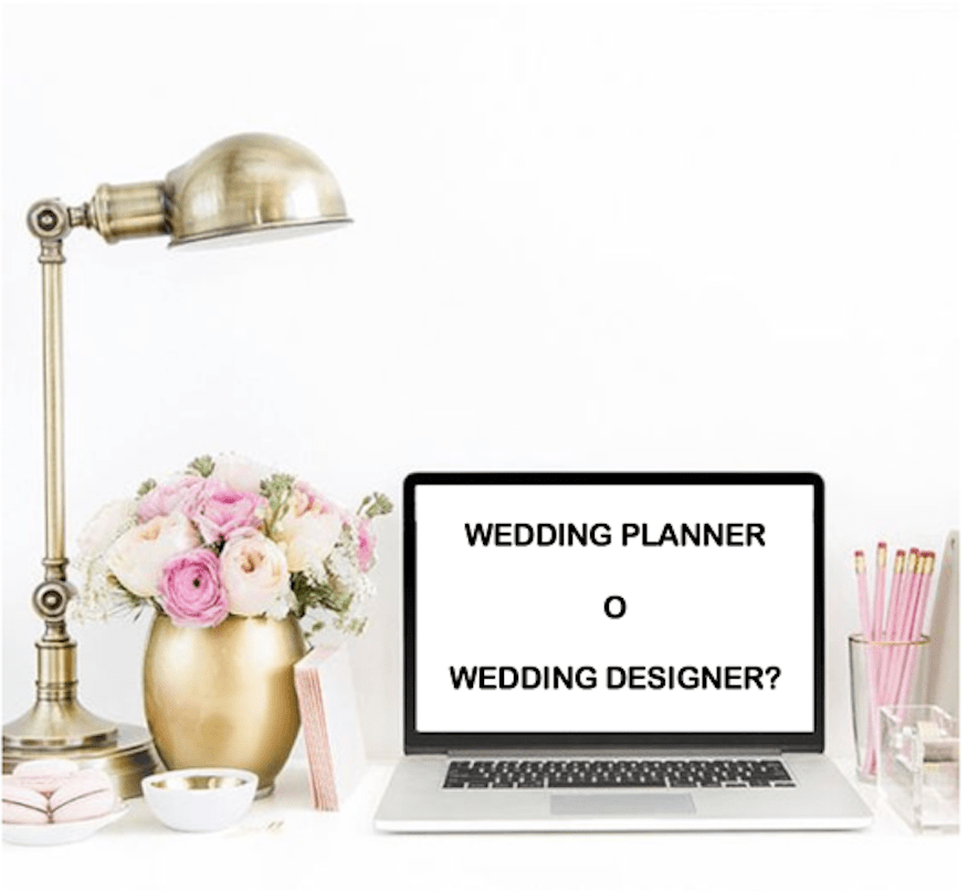 Wedding planner o wedding designer glam events